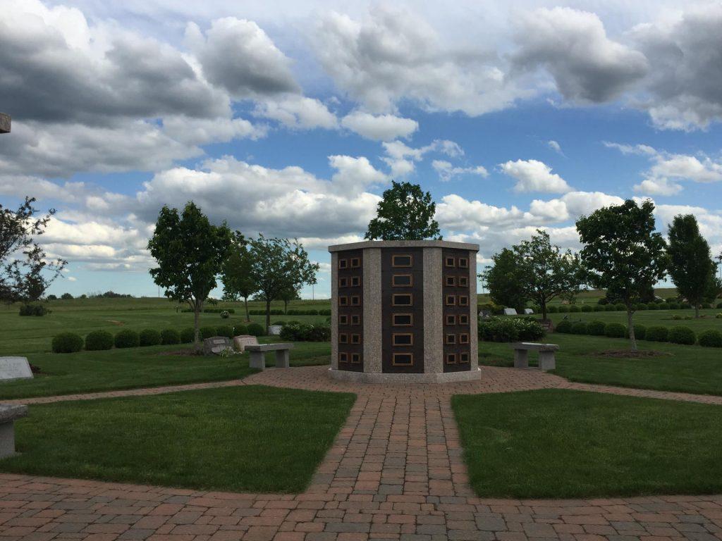 Cremation Garden at Ascension Garden